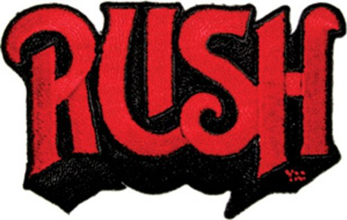 Application Rush Logo Patch