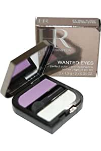 Wanted Eyes by Helena Rubinstein Perfect Color Blend Eyeshadow 2x1.3g Lilac Flutter #21