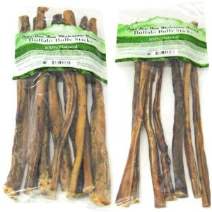 papa bow wow wholesome treats papa bow wow buffalo bully sticks. Black Bedroom Furniture Sets. Home Design Ideas