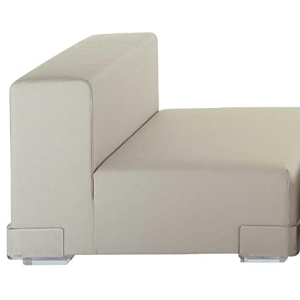 Kartell Plastics Poltrona, Bianco