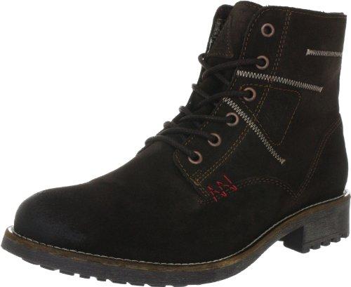 Gaastra TALIS Boots Mens Brown Braun (Dk. Brown 280) Size: 8 (42 EU)