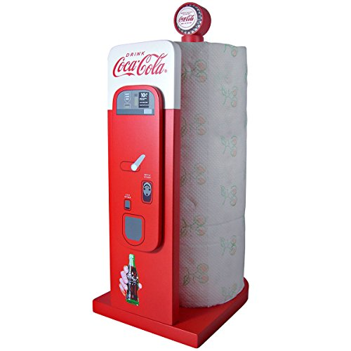 coca-cola-vending-machine-kitchen-collectible-paper-towel-holder