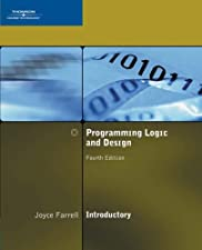 Programming Logic and Design Introductory by Joyce Farrell