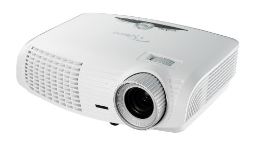 Optoma Hd25-Lv 1080P 3500 Lumen Full 3D Dlp Home Theater Projector With Hdmi