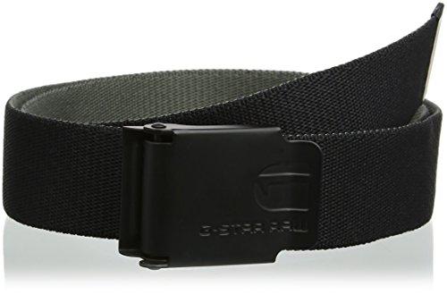 G-STAR - Cintura - Uomo Nero  Nero (black 990) Taglia unica
