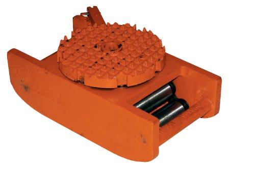 Vestil-VHMS-15-Swivel-Top-Machine-Roller-Iron-Body-with-Steel-Bearings-15000-lb-Capacity-4-78-x-5-34-x-10-12