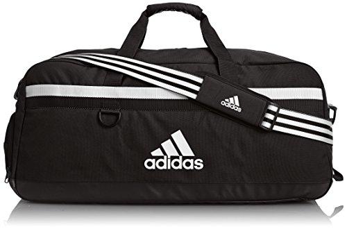 Adidas, Borsa Tiro Teambag, Nero (Schwarz), 70 x 32 x 32 cm, 81 litri