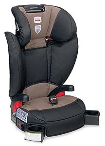 Britax Parkway SGL Belt-Positioning Booster Seat, Desert Palm
