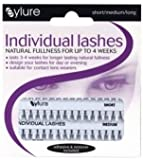 Eylure Individual lashes Black (short, medium & long) - 6005001