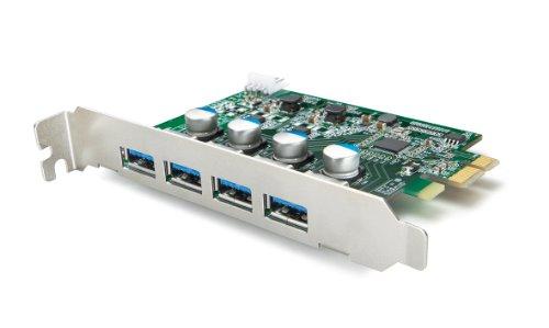 BUFFALO PCI Express x1 �� USB3.0���ߥ����ե������ܡ��� 4ü����� IFC-PCIE4U3S