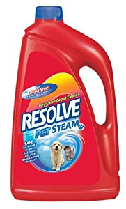 Resolve Carpet Pet Cleaner For Steam Machines, 48-Ounce