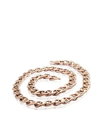 Blackjack Jewelry Collar 24″ Figaro Link Chain 18K
