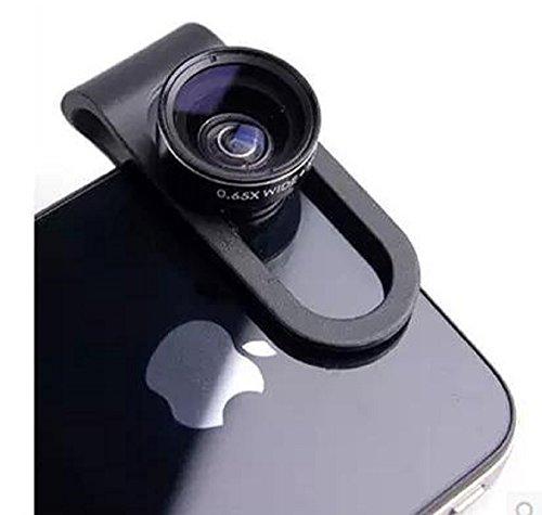 【MAWS】スマホ タブレット 広角レンズ クリップ式 簡単取り付け ワイドレンズ 記念写真