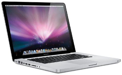 Apple MacBook Pro MC374D/A 33.8 cm (13.3 Zoll) Notebook (Intel Core 2 Duo P8600, 2,4 GHz, 4GB RAM, 250GB HDD, NVIDIA GeForce 320M, DVD, Mac OS)