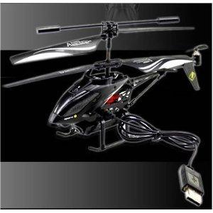 Camera loading Radio control helicopter [Black Eye]