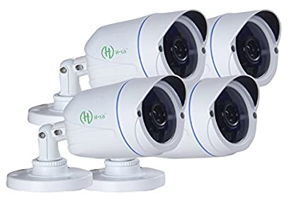 H-to-1.3MP/36IR-AHD-Night-vision-Bullet-Cameras-(4-Pcs)