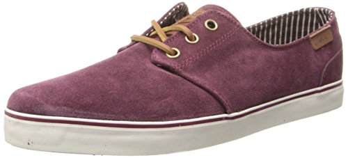 C1RCA Men's Crip-L Fashion Sneaker,Oxblood,7.5 M US