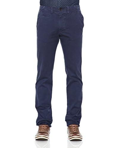 Springfield Pantalone Dye [Blu Navy]