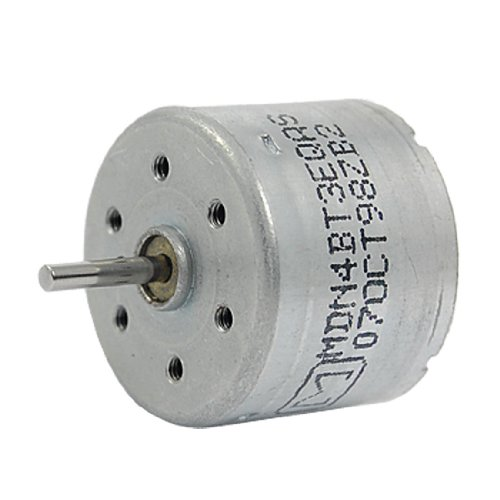 Dc 6V 6000Rpm 0.03A 2Mm Shaft Mini Motor For Smart Cars Diy