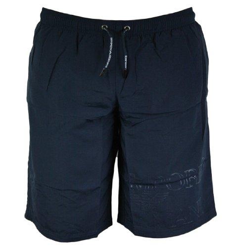 Emporio Armani 211117 2P422 Mens Swim Shorts SS12 Marine Blue EU48