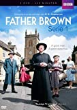 3 DVD Box Father Brown Complete Series 1 - BBC - Mark Williams - Region 2 - English Audio - European Import