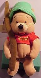 Winnie the Pooh Bean Bag Plush Fishing Pooh