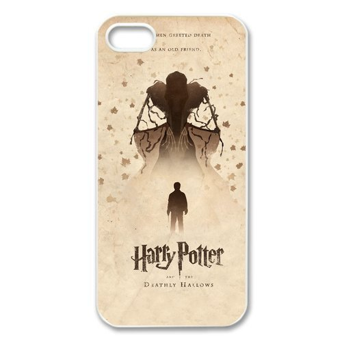 Harry Potter, Marauder S Map custodia cover for Apple Iphone 55S, Best iPhone 55S Cover Protection