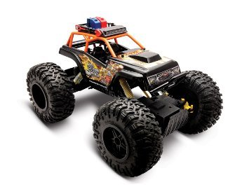 Maisto R/C Rock Crawler 3XL Radio Control Vehicle (Colors May Vary)