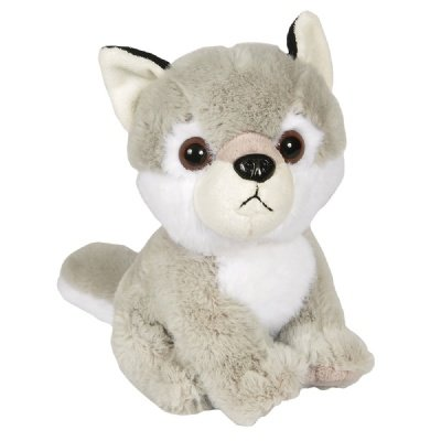 Plush Baby Wolf (Offsprings Collection) - 1