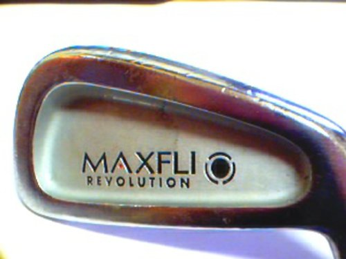 Maxfli Revolution Single Iron 2 Iron True Temper Dynalite Gold 300 Steel Regular Right Handed 39.75 in (Maxfli Irons compare prices)