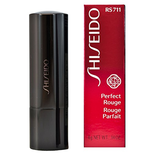 Shiseido - Rossetto Shimmering Rouge, n° RS711 Venetian Rose, 1 pz. (1 x 4 ml)