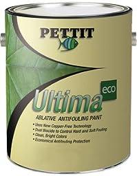 Pettit Paint Ultima ECO, Black, Quart 1808QT