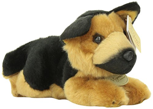 Aurora World Miyoni German Shepherd Plush, 8""