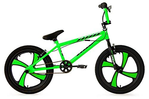 KS-Cycling-Jungen-Fahrrad-BMX-Freestyler-Cobalt-Grn-20-522B