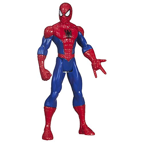 Marvel Ultimate Spider-Man Web Warriors Classic Spider-Man Basic Figure - 1