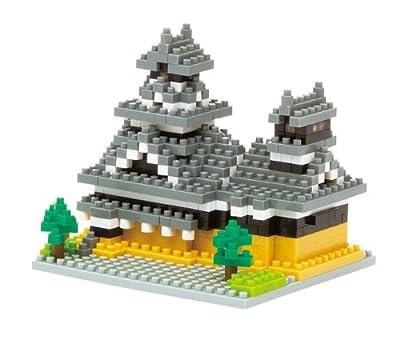 nanoblock 熊本城 NBH-047