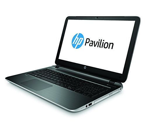 HP Pavilion 15-p049na 15.60-inch Notebook PC (Natural Silver) - (AMD A10 2.10 GHz, 8GB RAM, 1TB HDD, Touchscreen, Wi-Fi, Windows 8.1)