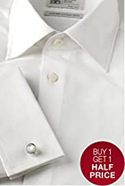 Savile Row Inspired Pure Cotton Oxford Shirt