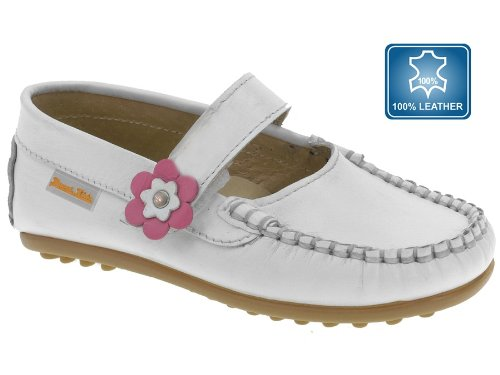 Girl's leather shoes from Beppi Portugal - 2117351