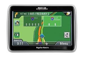 Magellan Maestro 4700 4.7-Inch Bluetooth Portable GPS Navigator