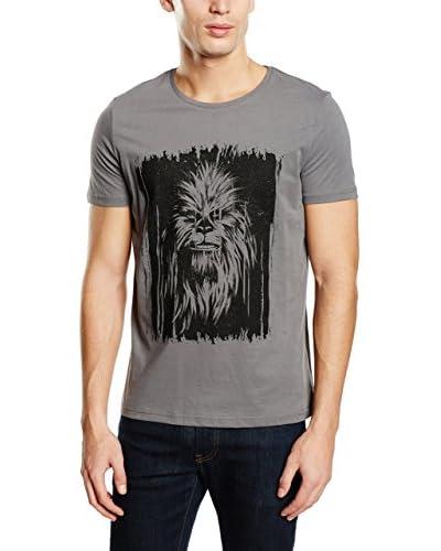 GoZoo Camiseta Manga Corta Gris
