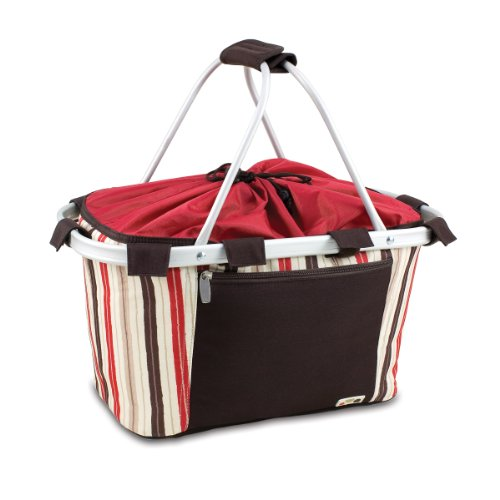 Read About Picnic Time Metro Insulated Basket, Moka