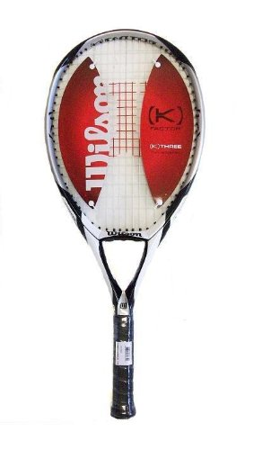 Wilson K Three Tennis Racket RRP £220 L3