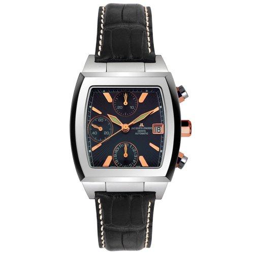 Jacques Lemans Men'S Gu149C-Abt01C Geneve Collection Automatic Watch