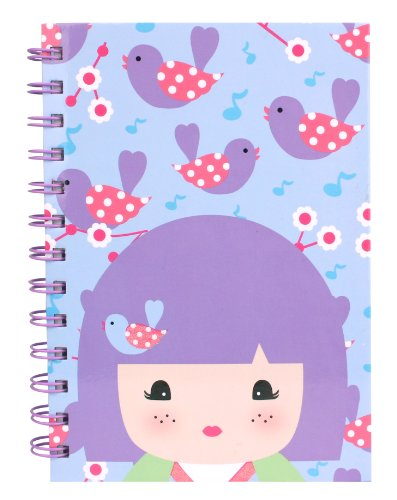 Kids Preferred Kimmidoll Junior Medium Notebook, Aesha - 1
