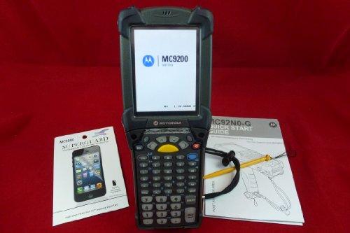 Motorola Mc9200 Handheld Computer - Wi-Fi (802.11A/B/G/N) / 1D Standard Laser (Se965) / Vga Color Screen / 512Mb Ram/2Gb Flash / 53 Key / Windows Ce 7.0 / Bluetooth P/N: Mc92N0-Ga0Sxeya5Wr