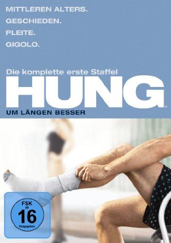 Hung - Um Längen besser - Die komplette erste Staffel [2 DVDs]