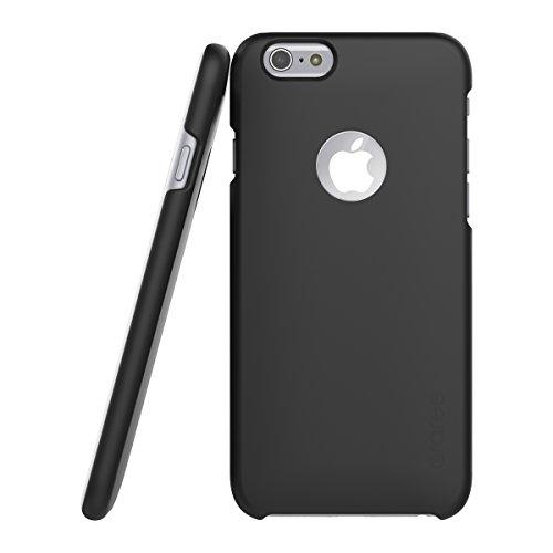 [araree正規品] VIEWTY(ビューティー) for iPhone6 (4.7インチ) - ICカード一枚収納可能 (ブラック)