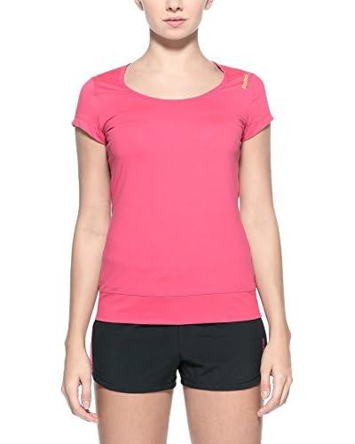REEBOK T-Shirt Manica Corta Se Pd Crew [Rosa]