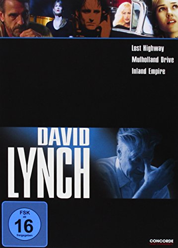 David Lynch Box [3 DVDs]